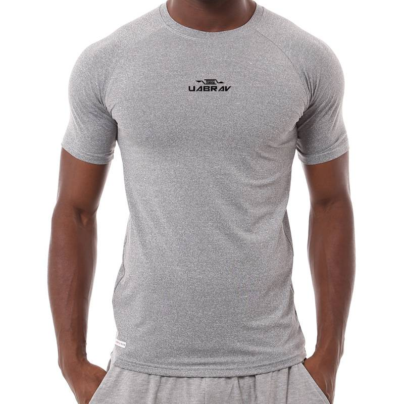 Men's Short Sleeve Training T-Shirts - CTHOPER