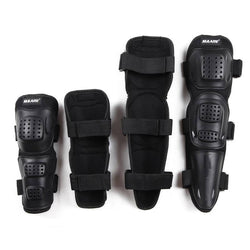 Motorcycle Knee & Elbows Pads Protective Gear - 4PCS - CTHOPER