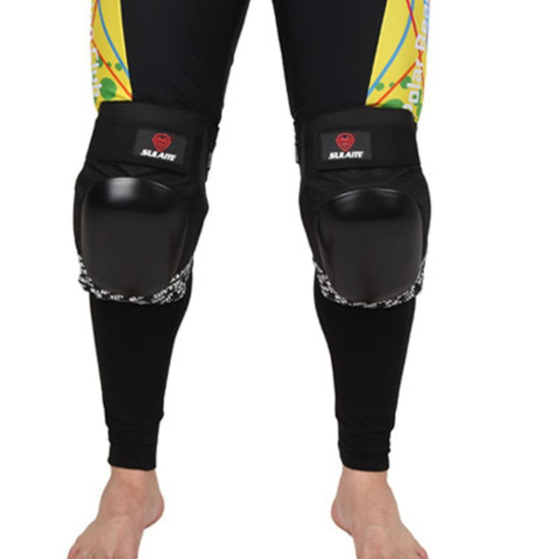 Protective Knee Pads For Motorcycle, Ice Skating & Roller Skating - CTHOPER
