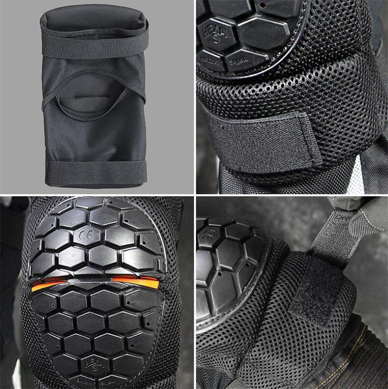 Motorcycle Knee Pads Protective Gear - CTHOPER