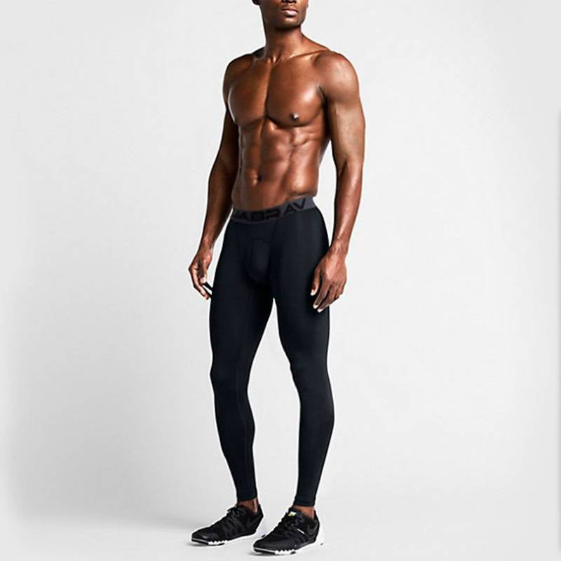 Men's Basketball Compression Pants - CTHOPER