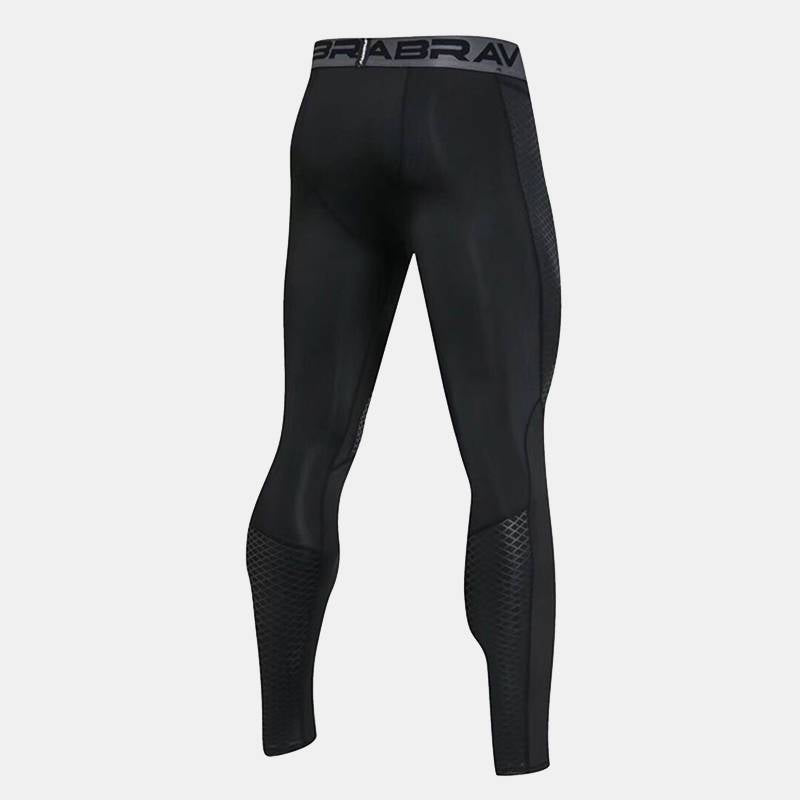 Men's Running Leggings - CTHOPER