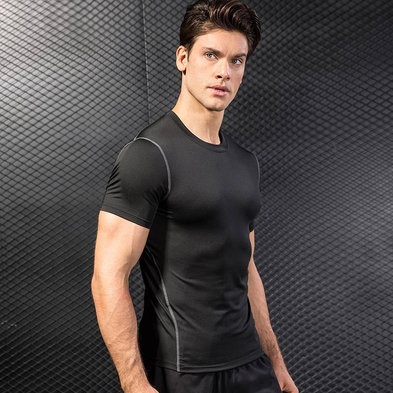 Men's Dri Fit Compression Shirts - CTHOPER