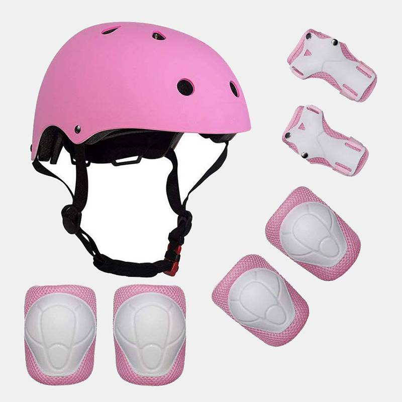 Age 3-8 Kid's Sports Protective Gear Set - CTHOPER