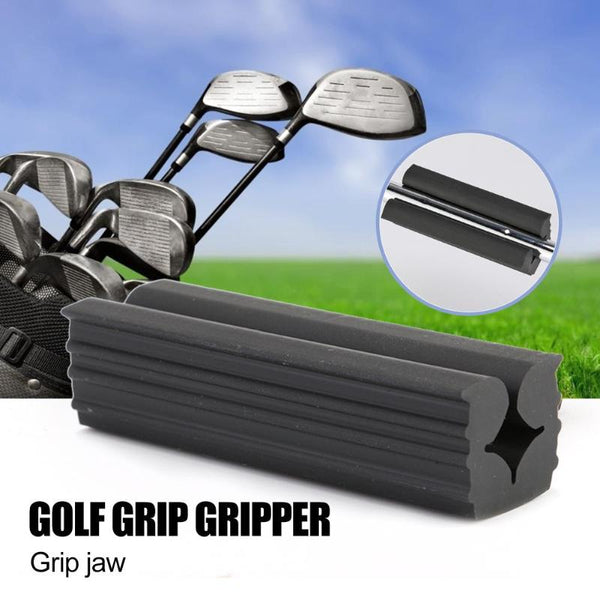 5pcs Plastic Golf Practice Club Grip Vise Clamps - CTHOPER