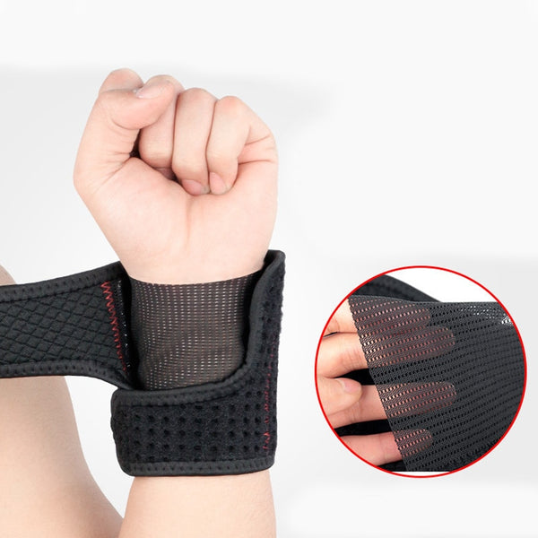 Adjustable Carpal Tunnel Medical Breathable Wrist Support Brace - CTHOPER