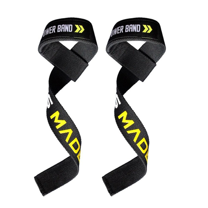 Weight Lifting Hand Wrist Belt Strap - 2 pcs - CTHOPER