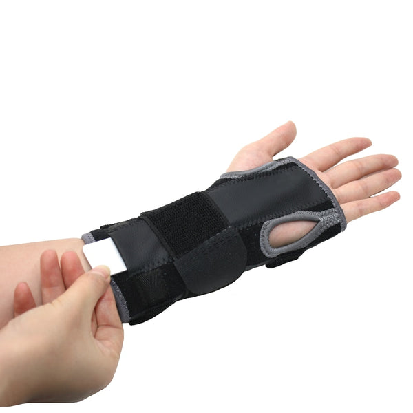 Upgrade Breathable Wrist Support Carpal Tunnel Splint Adjustable Wrist Support Brace For Pain Relief from Carpel Tunnel Syndrome - CTHOPER