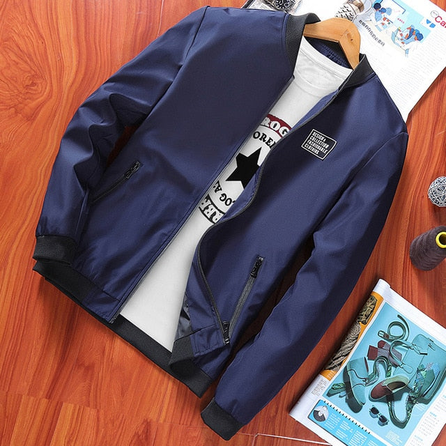 Men's Winter Casual Work Jacket - CTHOPER