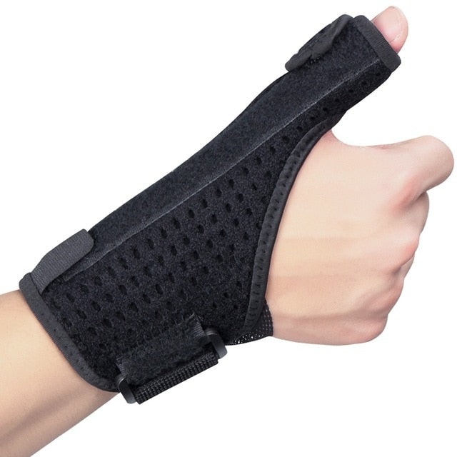 1 pc Medical Wrist Thumb Hand Spica Splint Support Brace Stabiliser Arthritis Glove Thumbs Wrist Protector - CTHOPER