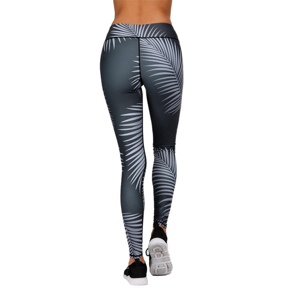 Women's Exercise Running Jogging Yoga Pants - CTHOPER