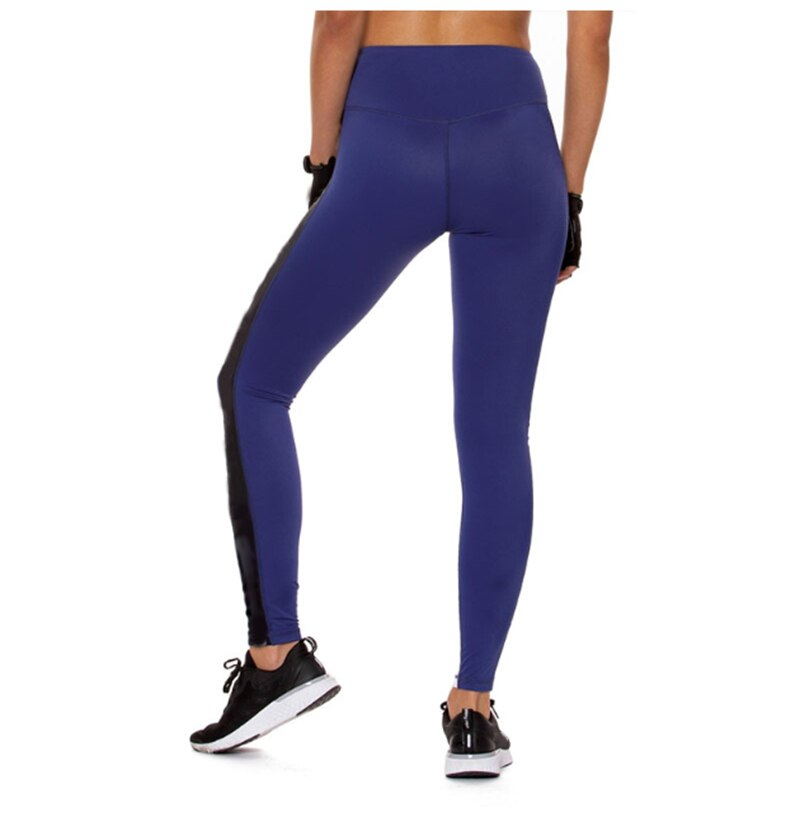 Women Seamless High Waist Slim Sport Yoga Leggings - CTHOPER
