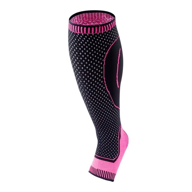 Safety Running Compression Calf Leg Shin Sleeves - CTHOPER