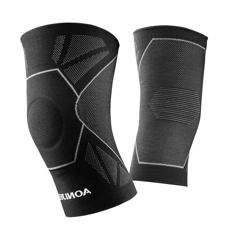 Protective Support Compression Sleeve Knee Brace - CTHOPER