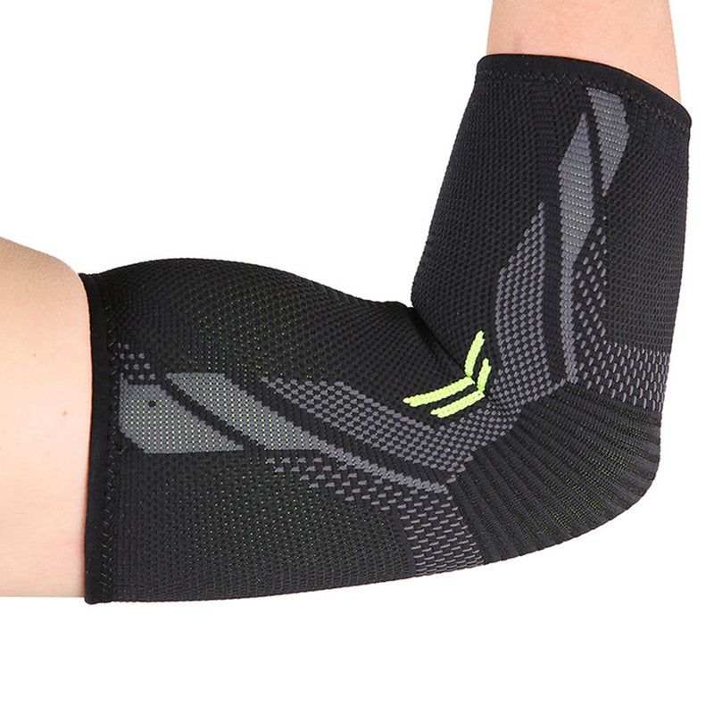 Elastic Bandage Breathable Arm Elbow Cover Injury Protective Sleeve Pad - CTHOPER