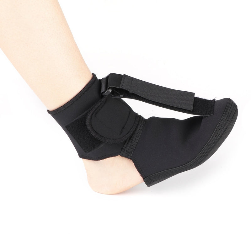 Plantar Fasciitis Brace Night Splint Ankle Support Plantar Fascia Sports Ankle Brace Adjustable Ankle Clamp Foot Brace Protector - CTHOPER