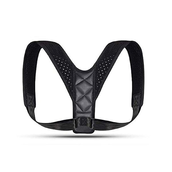 Medical Adjustable Clavicle Posture Corrector for Men Women - Back Posture Brace (Back Straightener) - CTHOPER