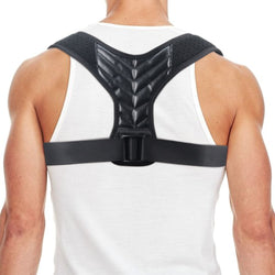 Medical Clavicle Back Support Shoulder Posture Corrector Corset Back Belt - CTHOPER