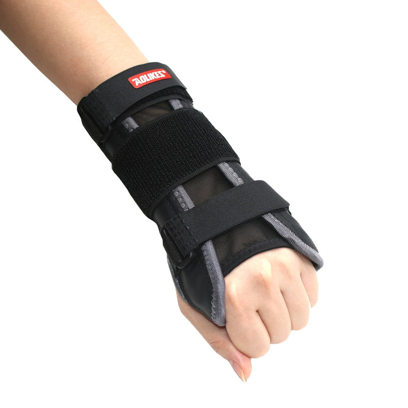 Upgrade Breathable Wrist Support Carpal Tunnel Splint Adjustable Wrist Support Brace For Pain Relief from Carpal Tunnel Syndrome - CTHOPER