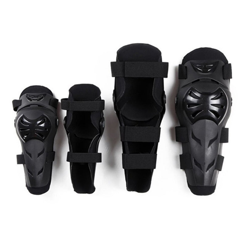 Motorcycle Elbow and Knee Pads Sets - 4 Pcs - CTHOPER