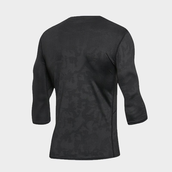 Men's 3/4 Sleeve Outdoor Sport T Shirts - CTHOPER