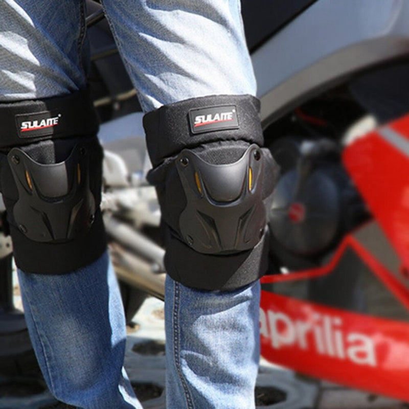 Motorcycle Knee Pads - 1 Pair - CTHOPER