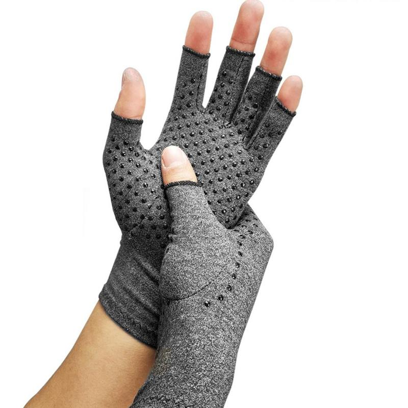 Magnetic Anti Arthritis Health Compression Therapy Gloves - CTHOPER
