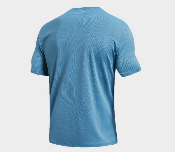 Men's Round Neck Short Sleeve Basketball T-Shirts - CTHOPER