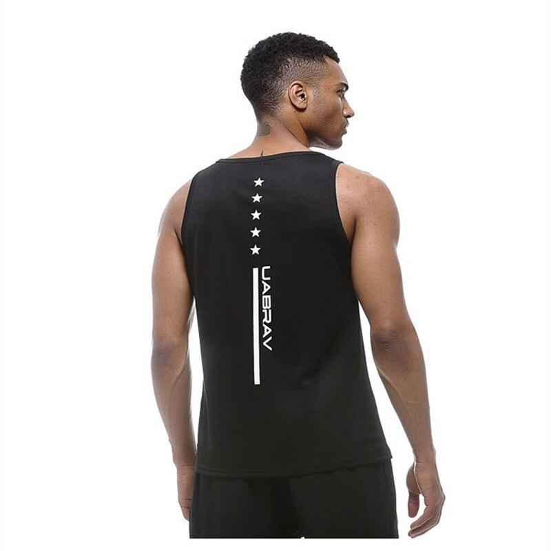 Men's Sleeveless Gym Fitness Tank Tops - CTHOPER