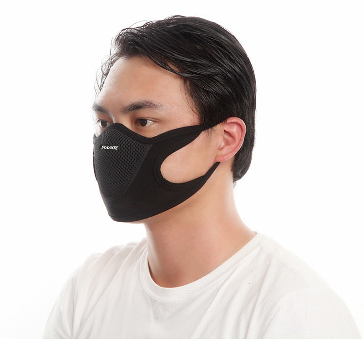 Half Face Mask For Ski Cycling - CTHOPER