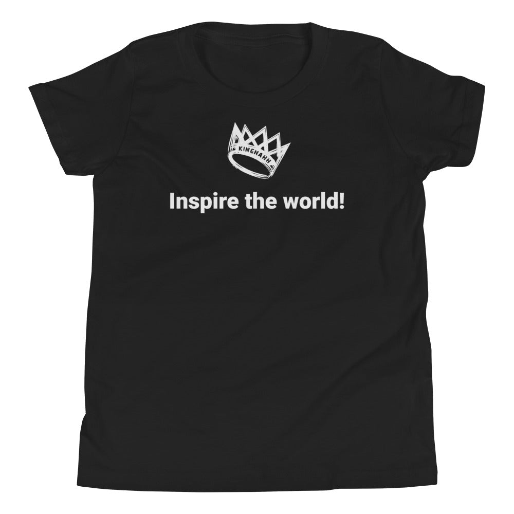 "Youth ""Inspire The World"" T-Shirt"