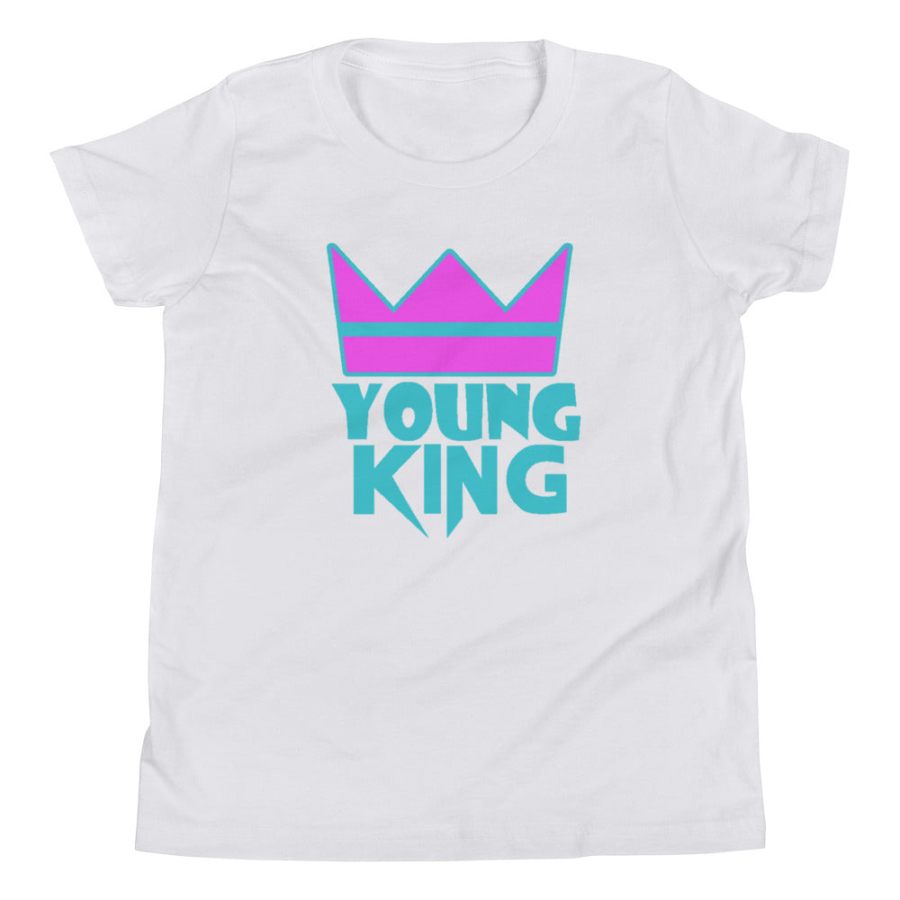 "Youth ""Young King"" T-Shirt"