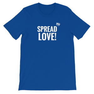 "Adult Unisex ""Spread Love"" T-Shirt"