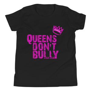 "Youth ""Queen's Don't Bully"" T-Shirt"