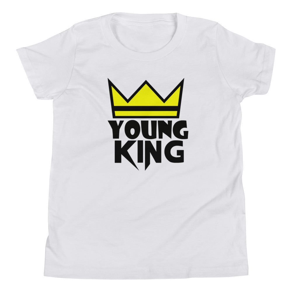 "Boys ""Young King"" T-Shirt"