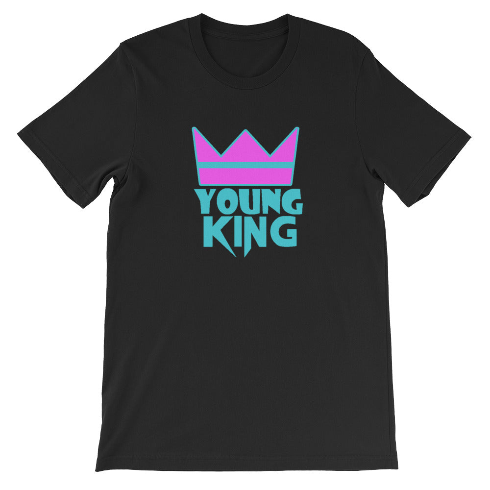 "Adult ""Young King"" T-Shirt"