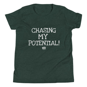 "Youth ""Chasing My Potential"" T-Shirt"