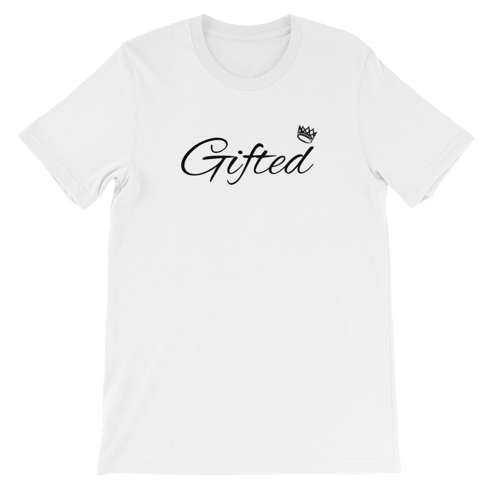 "Adult Unisex ""Gifted"" T-Shirt"