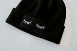 Lashes Patch Beanie