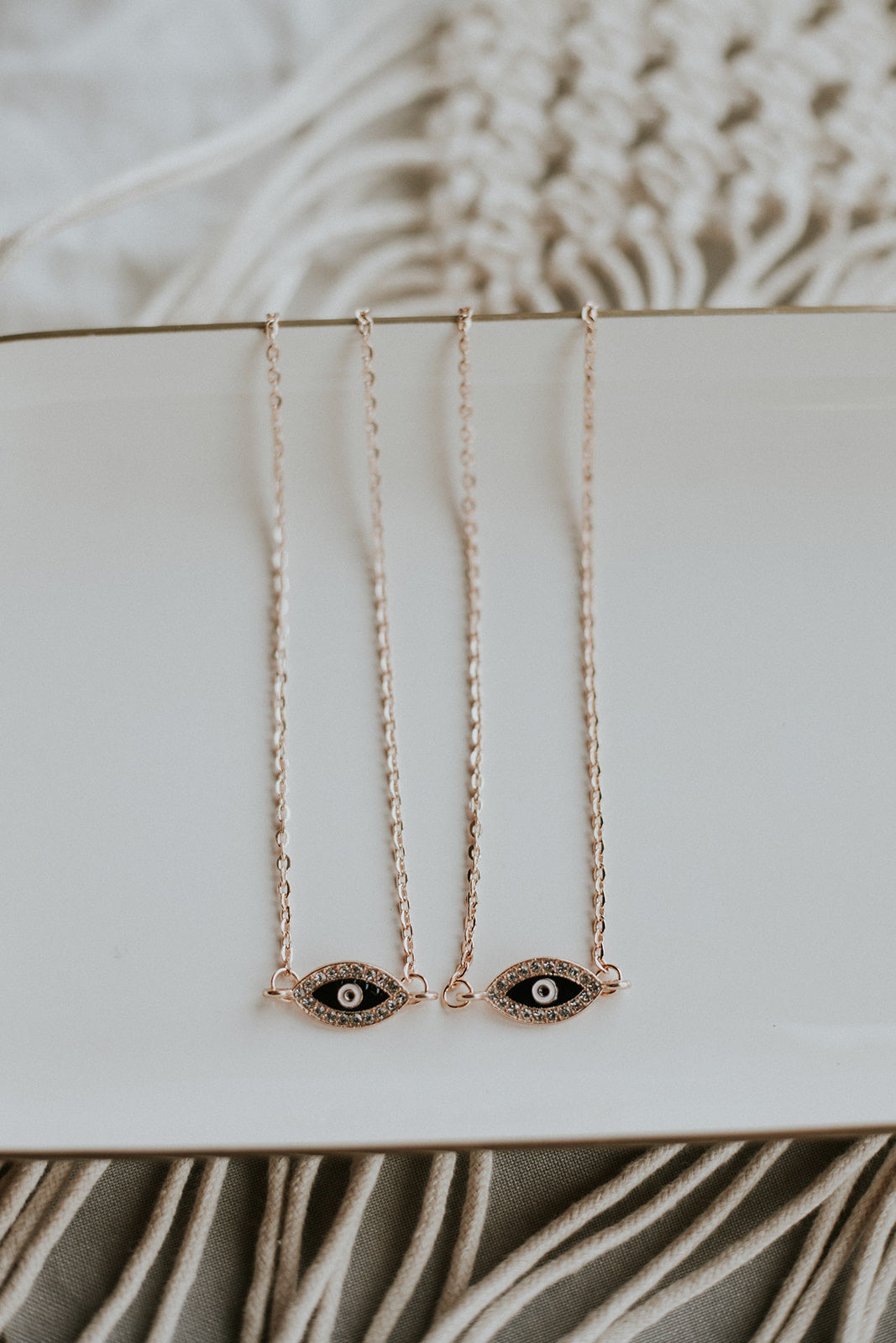 Eye See You Necklace