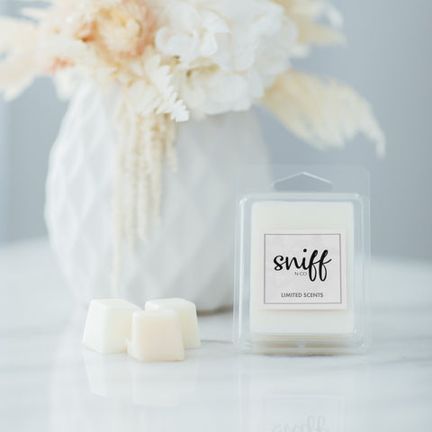 Limited Scent Wax Melts - Sniff N Co
