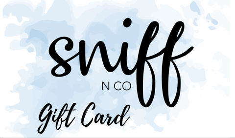 Gift Card - Sniff N Co