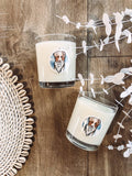 Smelly Harley Candle