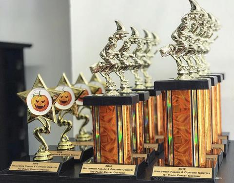 Why Use Custom Trophies For Competitions?