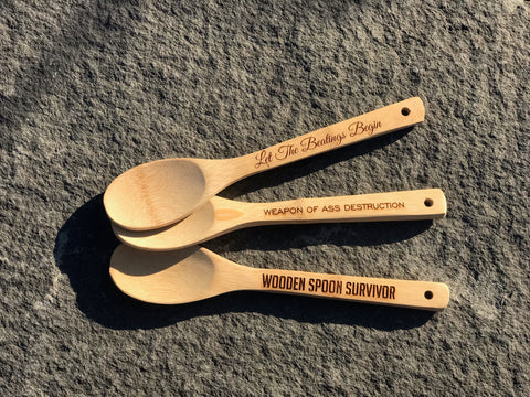 Wooden Spoon Comedy Trio-Popp's Trophies
