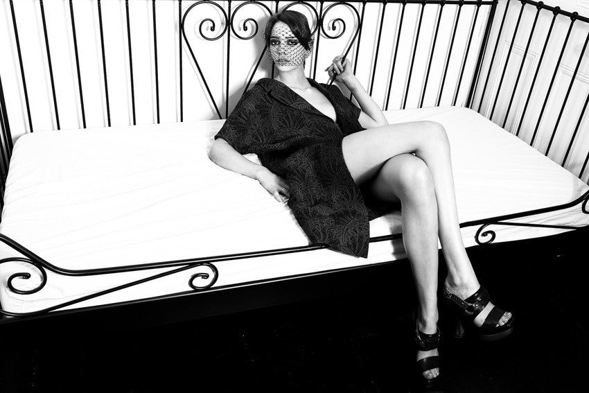 Mademoiselle 004 - Fashion Photography Print