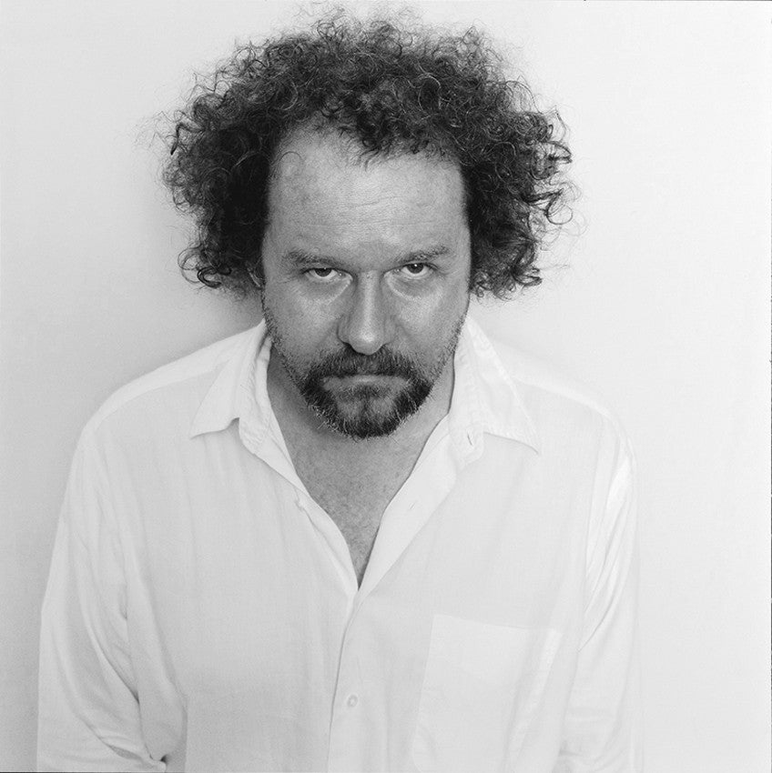 Mike Figgis - Portrait Photography Print