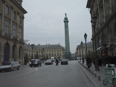 Paris. The Vendôme Column - Landscape Photography Print
