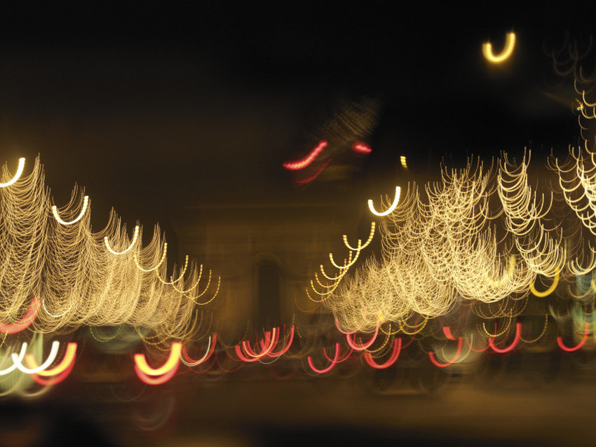 Paris at Night 006 - Landscape Photography Print