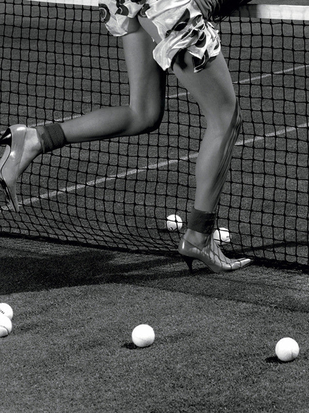 Time for Tennis 003 - Fashion Photography Print